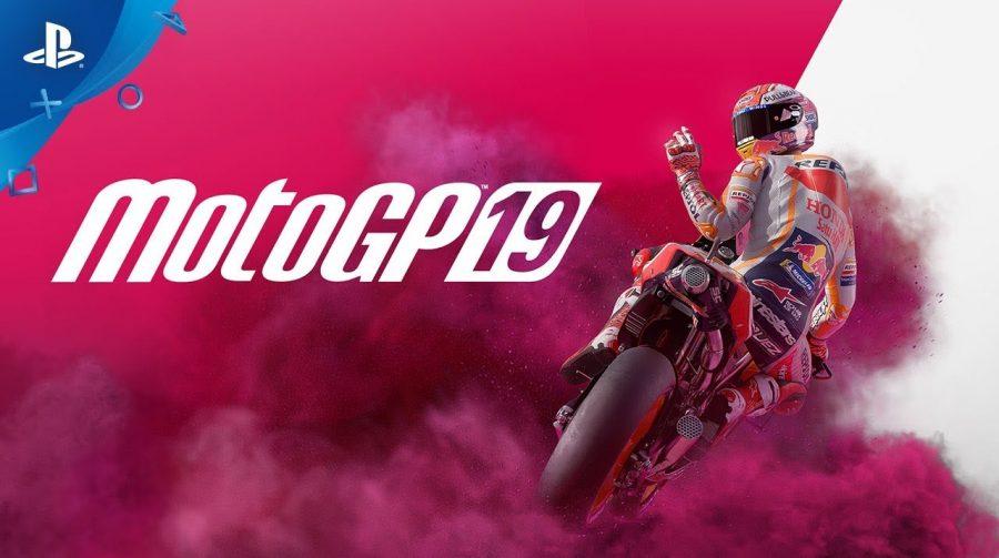 MotoGP 19 está disponível no PS4; assista ao trailer de lançamento