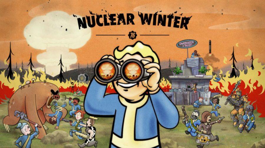 BETA de Battle Royale de Fallout 76 deve continuar, diz Bethesda