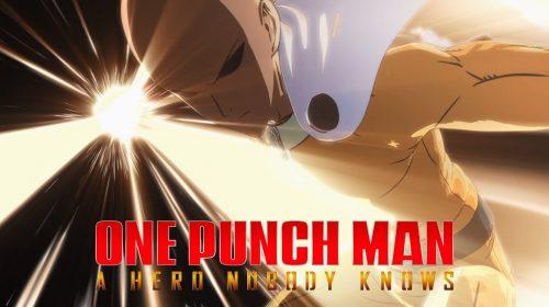 Bandai Namco anuncia One Punch Man: A Hero Nobody Knows para PS4