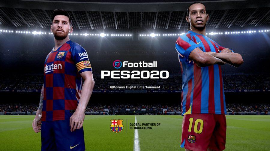 PES 2020: Master League remasterizada e Matchday são novidades
