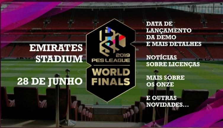 PES 2020 - World Finals