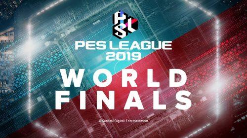 Vai Brasil! PES League 2019 World Finals terá 5 brasileiros