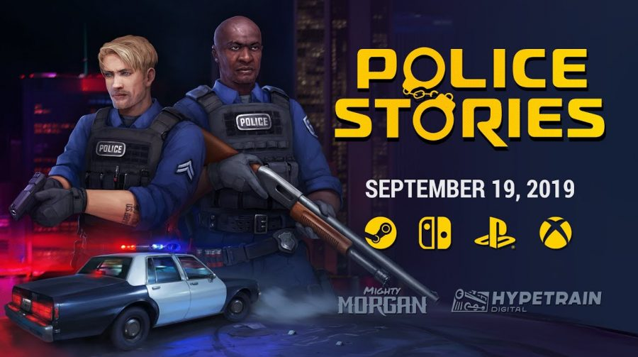 Shooter Police Stories vai chegar ao PlayStation 4 em setembro
