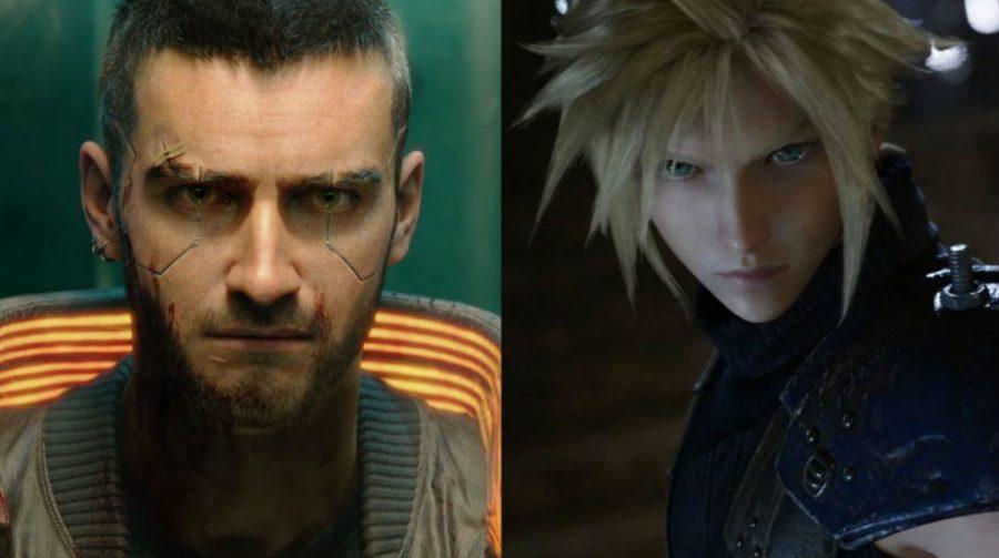 Pré-vendas de Final Fantasy VII Remake e Cyberpunk 2077 dominam E3