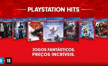 PlayStation Hits - Jogos 28-06-2019