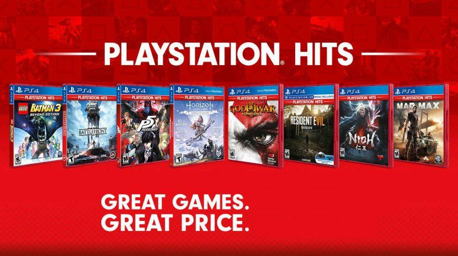 Horizon, NiOh e Resident Evil 7 chegam ao catálogo PlayStation Hits; veja