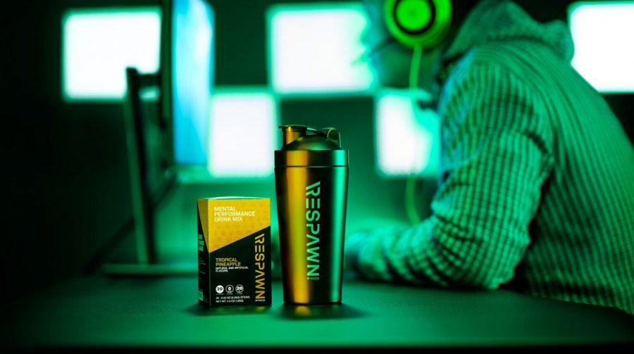 Razer lança bebida que promete melhorar desempenho dos jogadores
