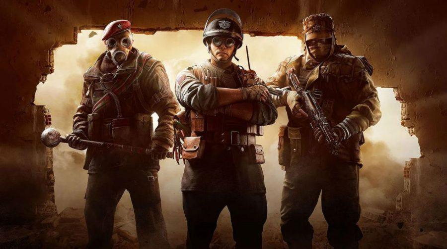 Ubisoft muda equipe responsável por suporte a Rainbow Six Siege