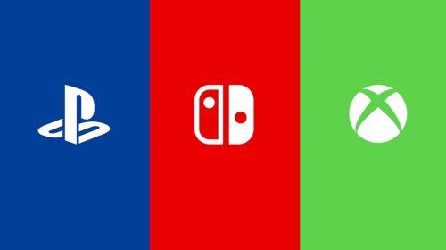Mercado global de consoles bate recorde e fatura US$ 53,9 bilhões em 2020