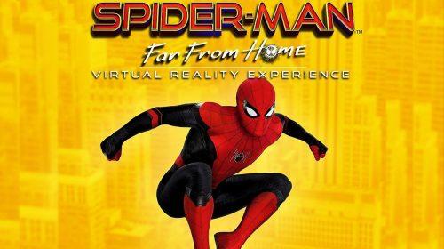 Spider-Man: Far From Home chega gratuitamente ao PlayStation VR