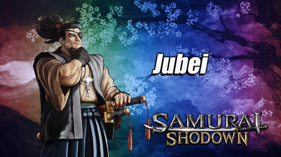 Samurai Shodown: novo trailer traz Jubei e suas duas espadas