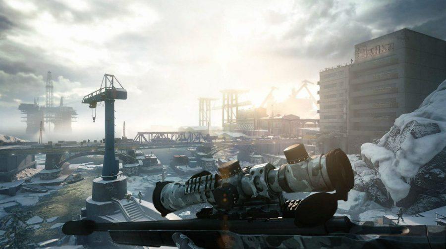 Mais uma vez! Amazon vaza imagens de novo Sniper Ghost Warrior: Contracts