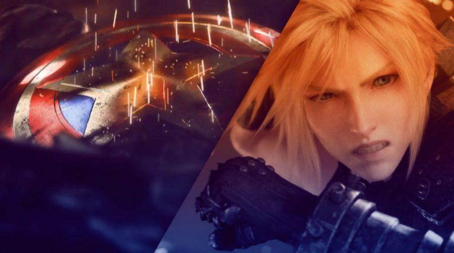 Square Enix: Final Fantasy VII e Avengers chacoalham conferência