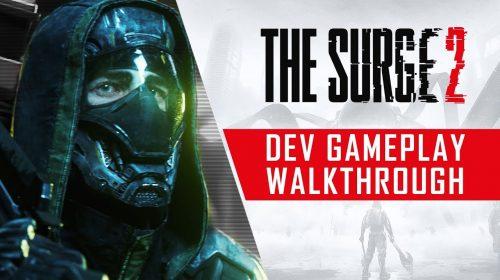 The Surge 2: novo gameplay mostra inspiração em Bloodborne