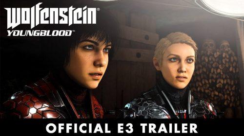 Wolfenstein: Youngblood ganha trailer sanguinolento na E3 2019