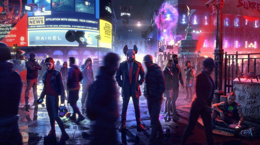 Produtor de Watch Dogs Legion sugere lançamento do game para PS5