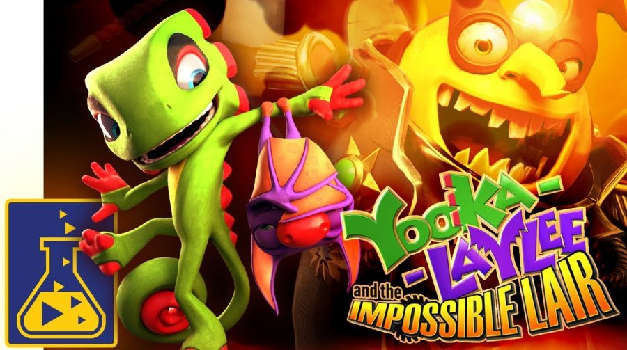 Yooka-Laylee and the Impossible Lair ganha gameplay na E3 2019