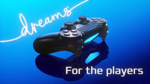Parece foto: DualShock 4 feito em Dreams impressiona pelo realismo