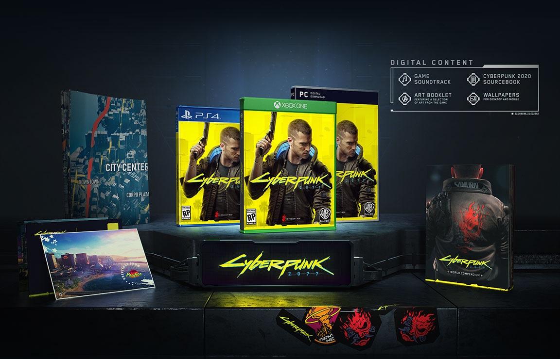Cyberpunk 2077 - Edição Padrão