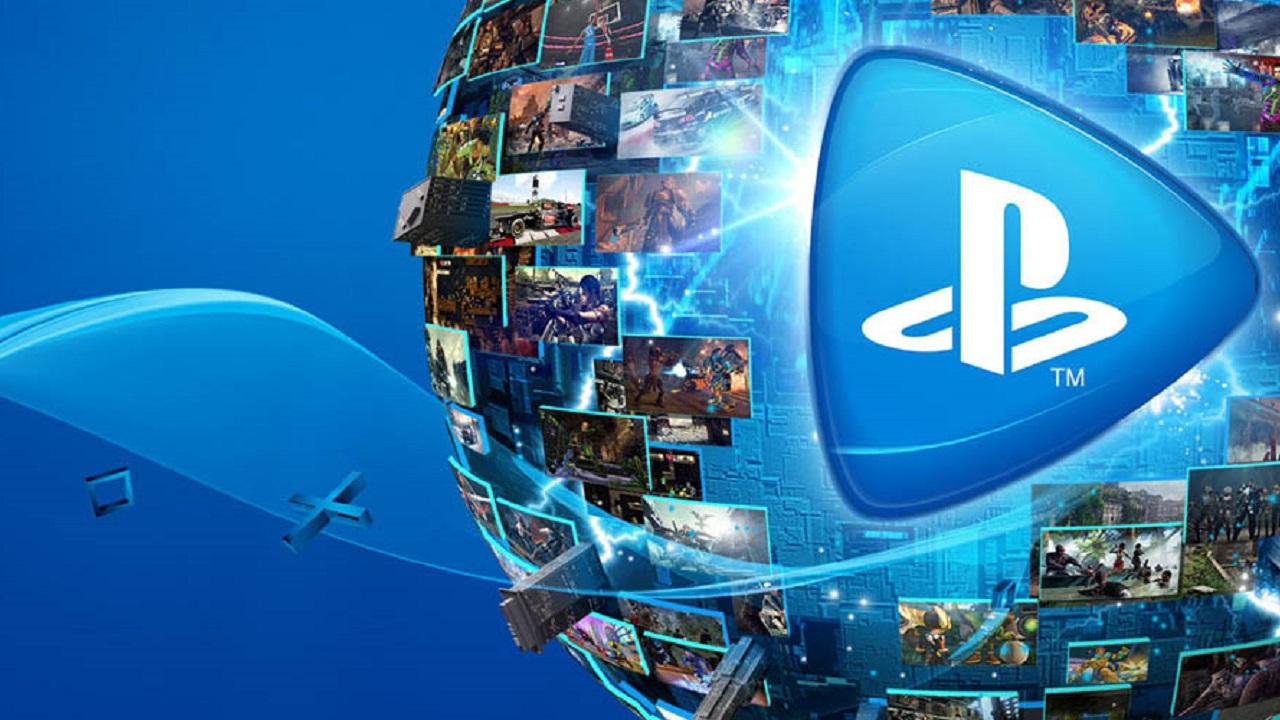 Arte promocional do serviço de assinaturas PlayStation Now.