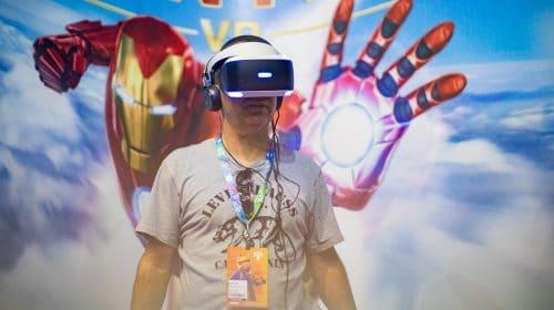 Testamos: Iron Man VR transforma jogador em herói