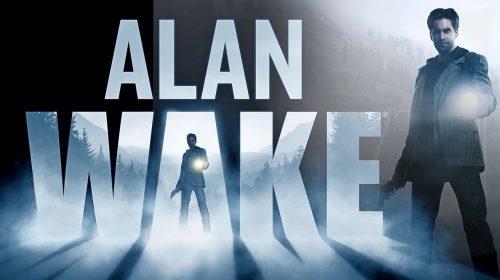 Alan Wake pode chegar nas