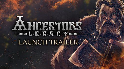 Ancestors Legacy chega em 13 de agosto de 2019 aos consoles