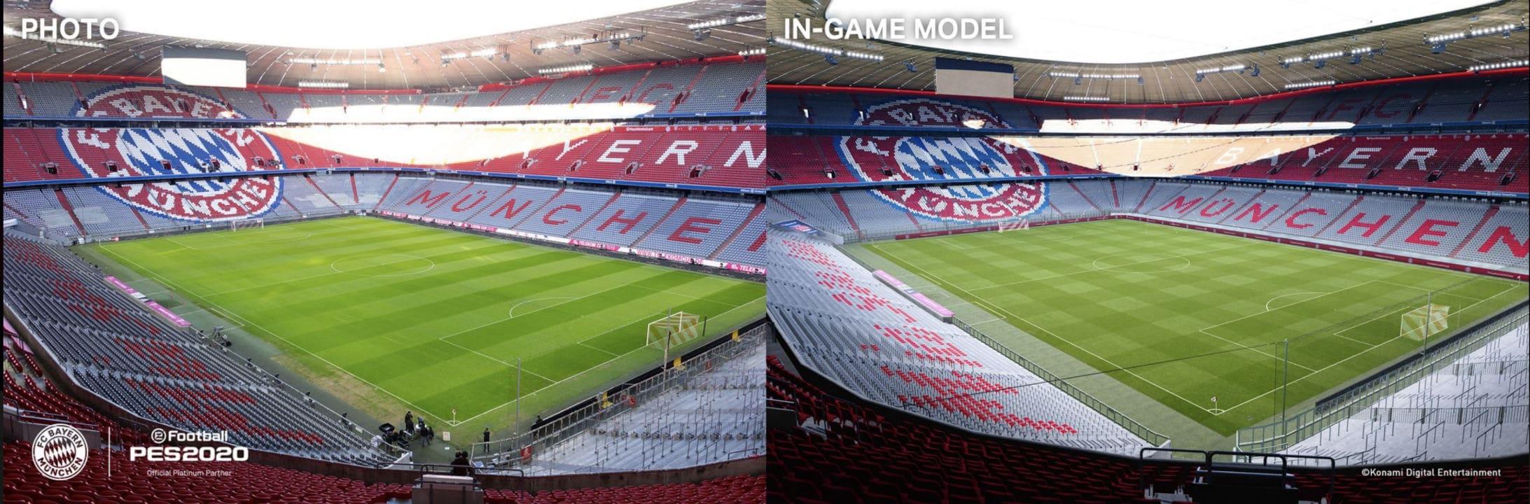 Bayern de Munique no PES 2020: Konami revela parceria oficial com clube 1
