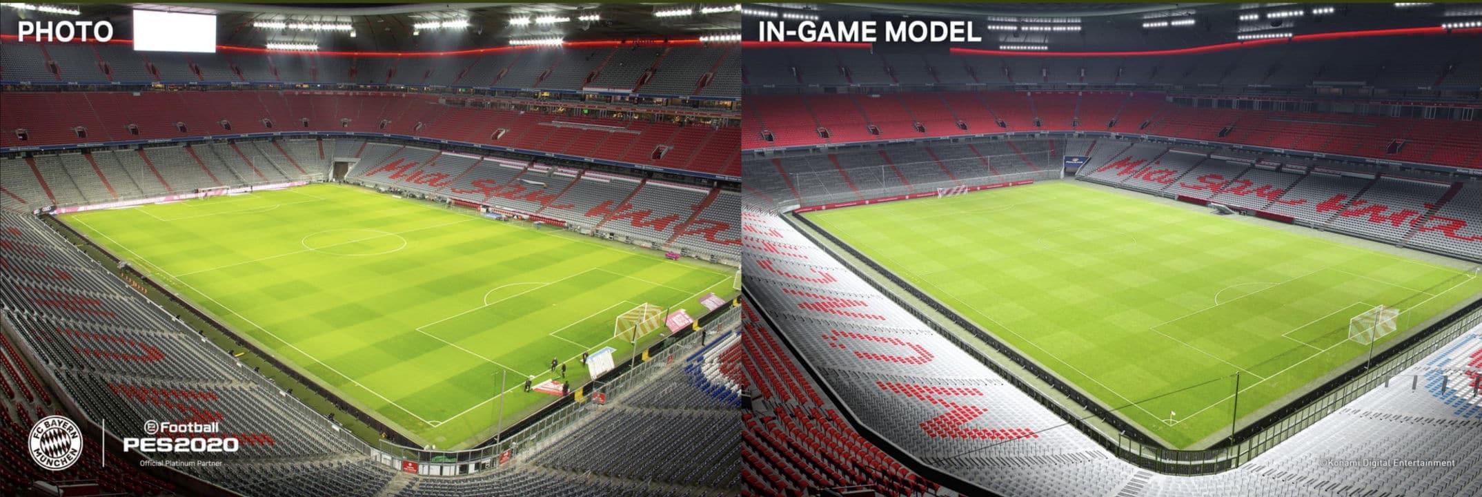 Bayern de Munique no PES 2020: Konami revela parceria oficial com clube 2