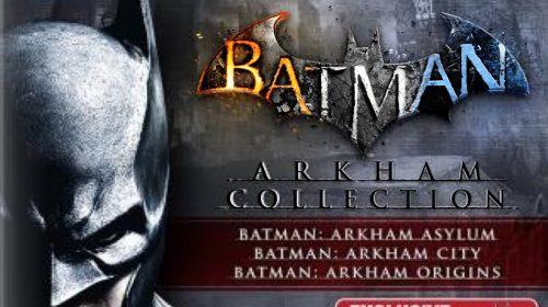 Rocksteady confirma lançamento de Batman: Arkham Collection