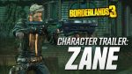 Borderlands 3 Zane