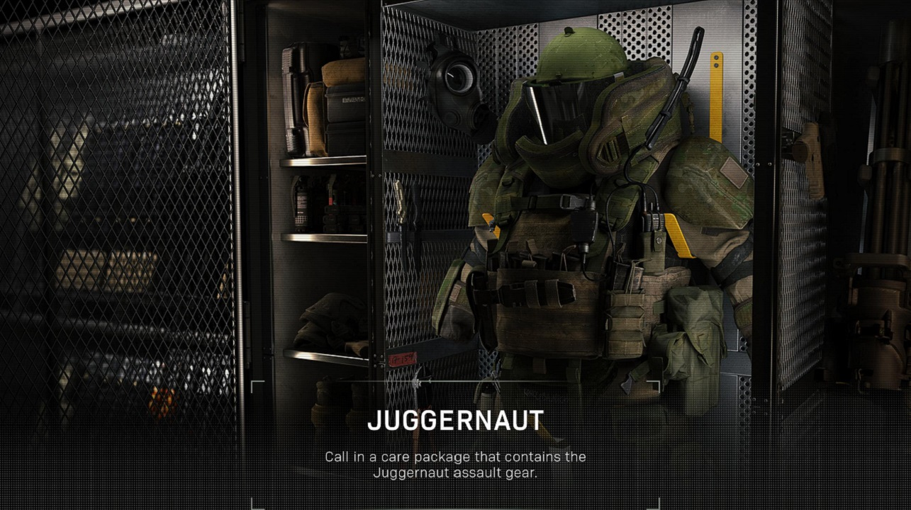 Call of Duty: Modern Warfare Killstreak