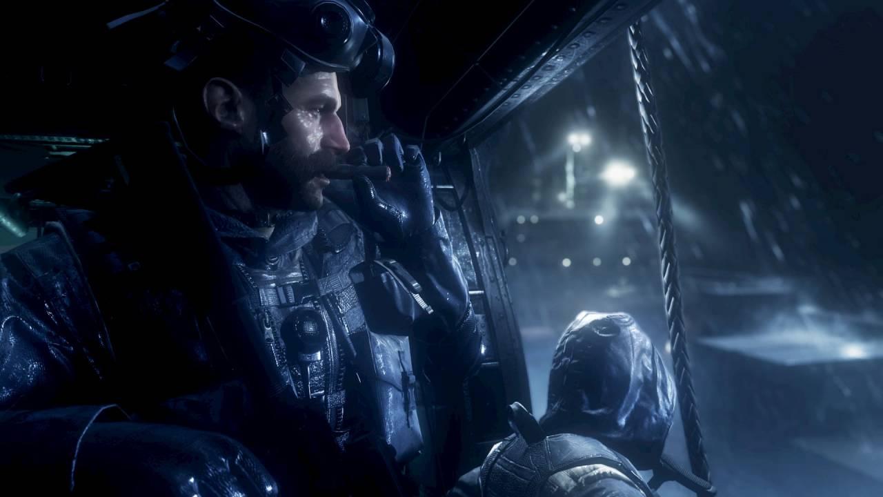 Spec Ops Call of Duty: Modern Warfare