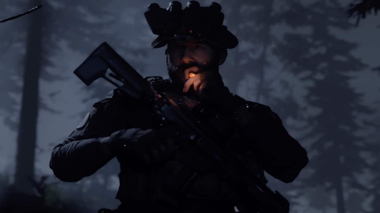 Beta de Call of Duty: Modern Warfare