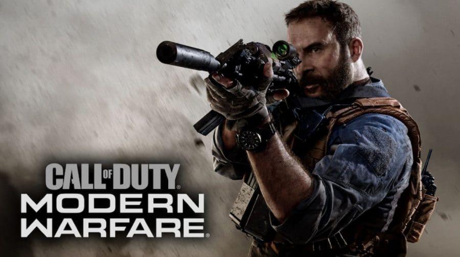 Vídeo apresenta sistema de personalização de armas em Call of Duty: Modern Warfare
