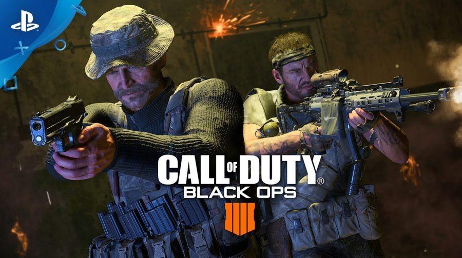 Pré-venda de Call of Duty: Modern Warfare oferece Capitão Price em Black Ops 4