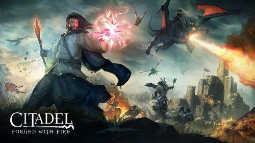RPG Citadel: Forged with Fire chega em 11 de outubro