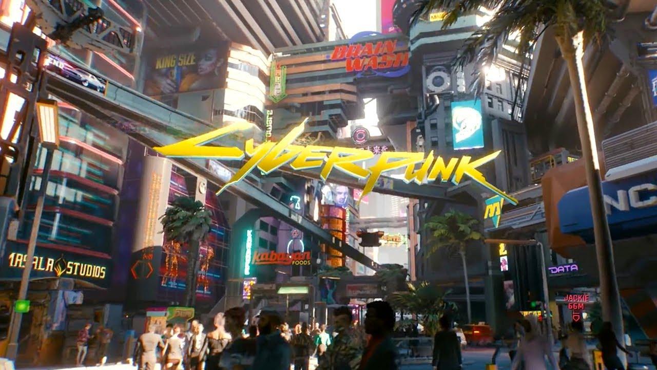 CD Projekt RED trabalha muito para cumprir a data de Cyberpunk 2077