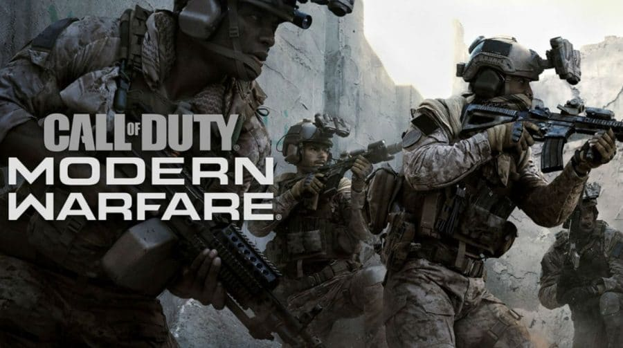 Call of Duty: Modern Warfare: gameplay do multiplayer em 4K impressiona