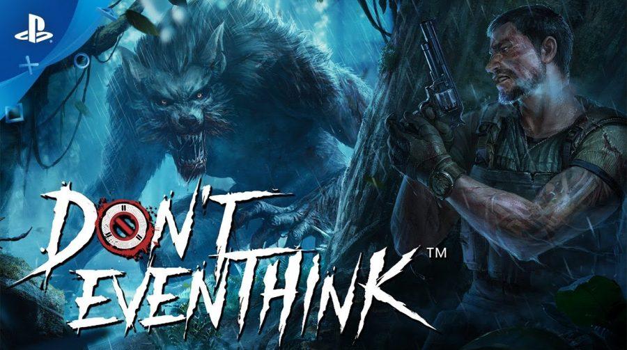 Don't Even Think, novo battle royale, chega ao PS4 em 10 de julho