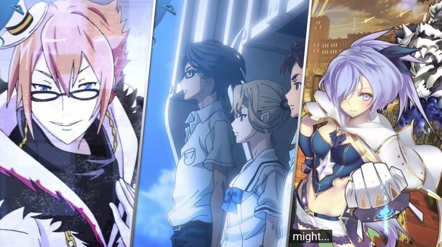 Spike Chunsoft anuncia três jogos para o ocidente durante Anime Expo 2019