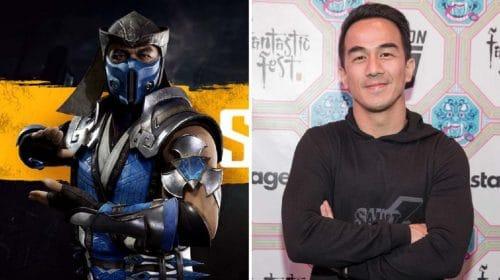 Joe Taslim será Sub-Zero no novo filme de Mortal Kombat