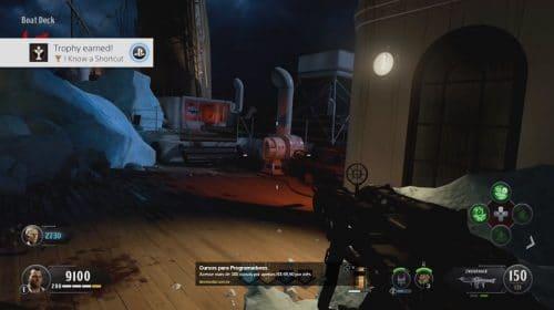 Call of Duty: Black Ops 4: Mapa Alfa Ômega recebe nova lista de troféus