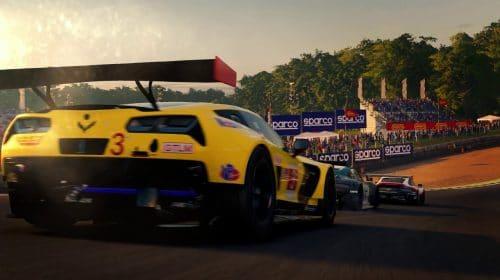 GRID recebe novo gameplay com alta velocidade e variações de clima