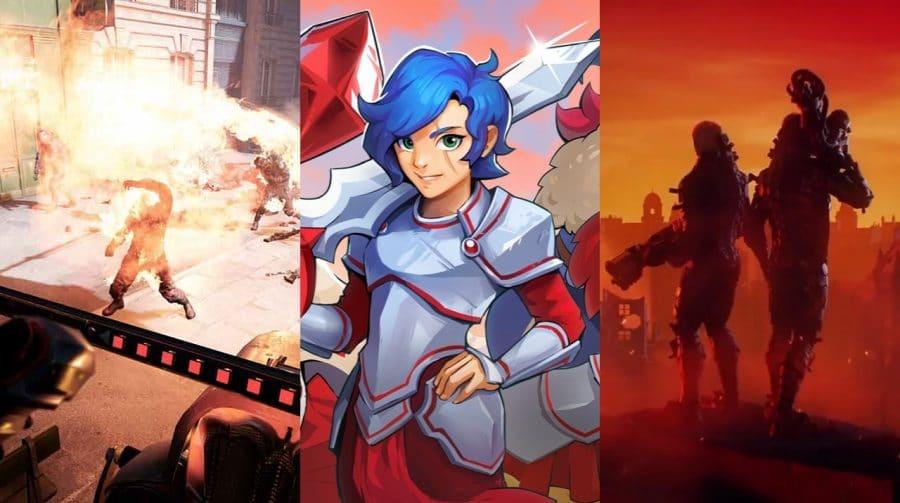 Lançamentos da Semana (22/07 a 26/07) para PlayStation 4 e PSVR
