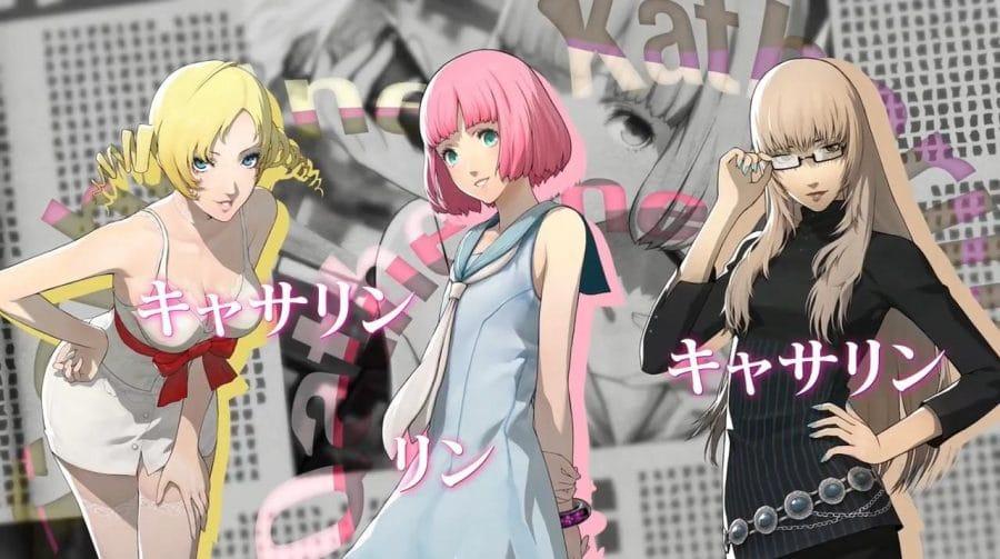 Demo de Catherine: Full Body está disponível na PS Store