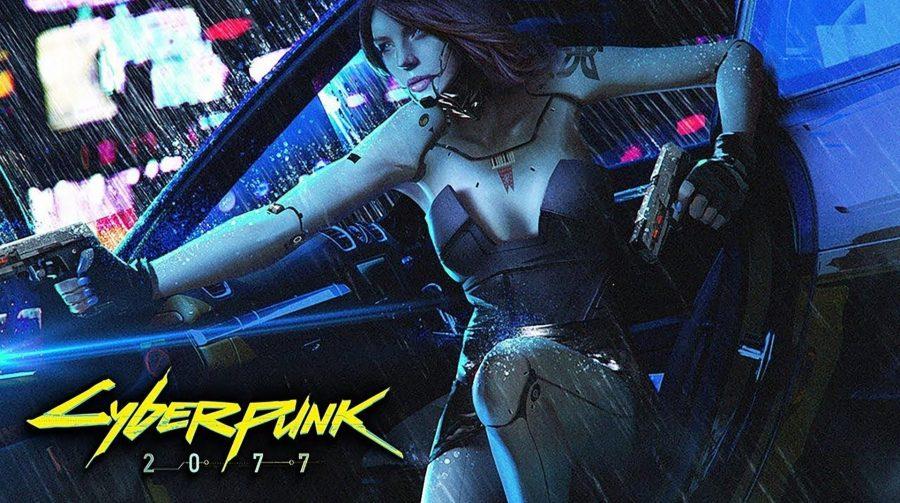 Jogador de Dreams cria versão de Cyberpunk 2077 para PS1