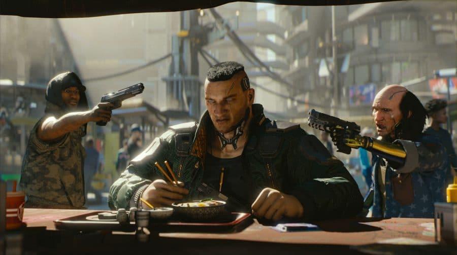 Cyberpunk 2077 contará com dificuldades hardcore e pacifista