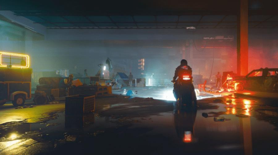 Cyberpunk 2077: imagem in-game é revelada e é de encher os olhos