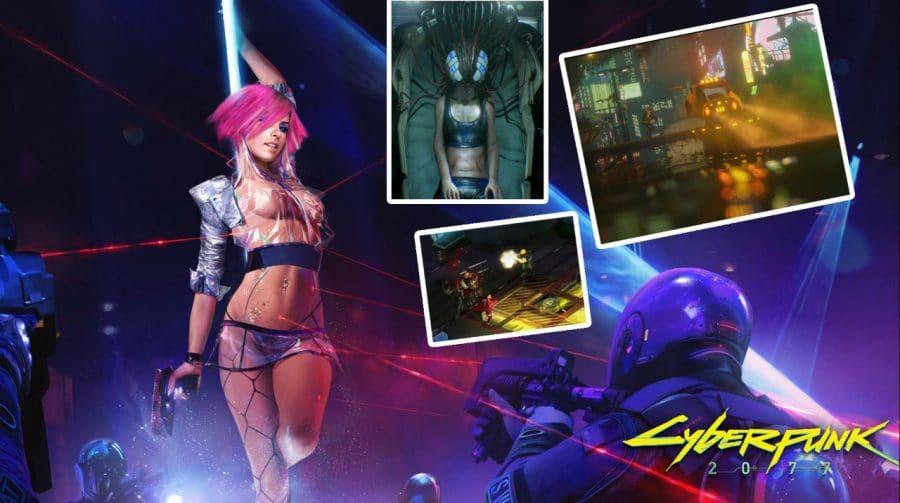 Cyberpunk 2077: detalhes na progressão, diálogos e mais